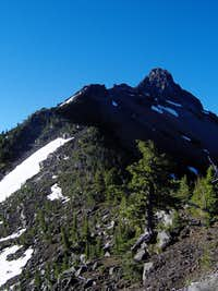 Mt Washington from the North ridge