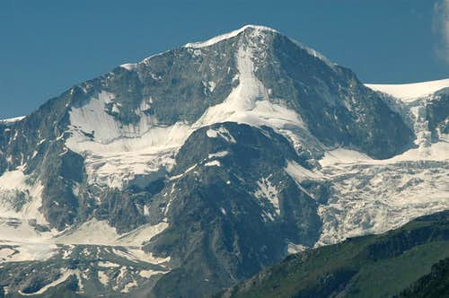 .Pennine Alps - Val d Hérens - 2004