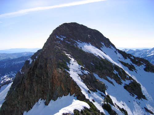 Sunrise Peak from the West