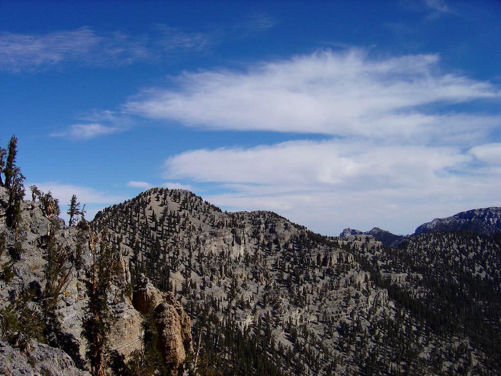 Lee Peak