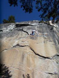 A real fun climb