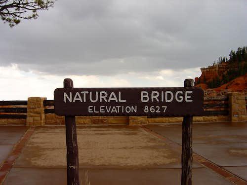 Natrual Bridge