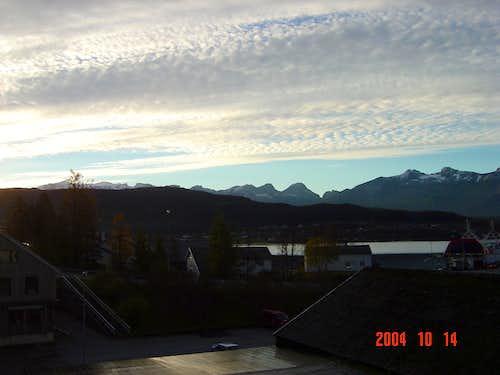 Ornes, Norway