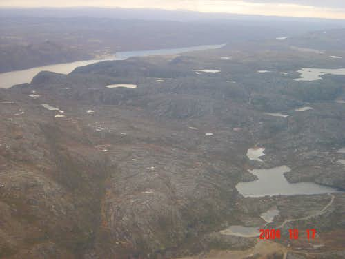 Norwegian Lakes