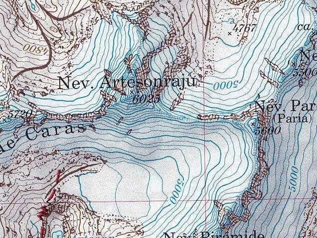 Arteson: Map - Detail...