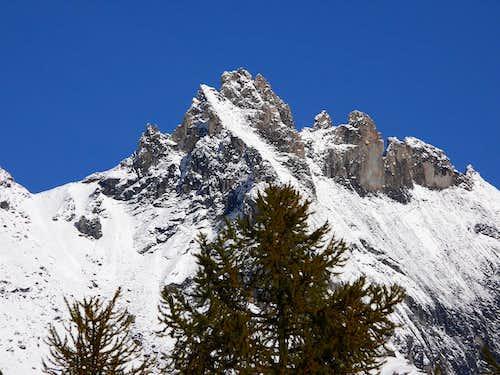 Les Trois Frères (3261 m)