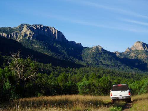 Mount Livermore