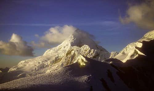 Cordillera Blanc
