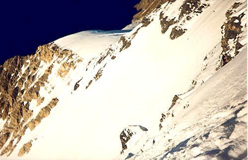 North Face, Athabaska