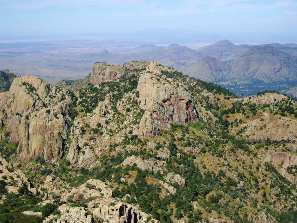 Mescalero Mountain
