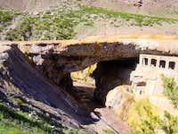 Puenta del Inca Jan.2003
