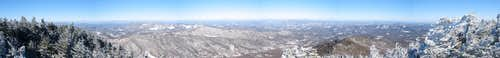 Summit Ridge Pano