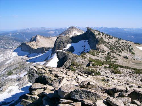 Crystal Range South of Mount Price
