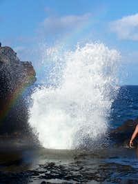 Blow Hole Maui