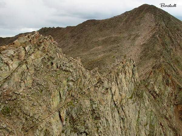 The Sawtooth Ledges. You can...