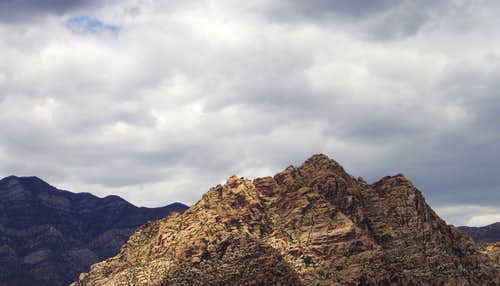 White Rock Hills Peak