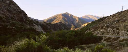 Azusa Canyon