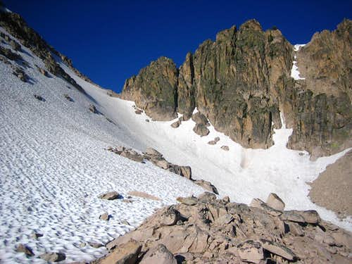 Mt. Alpen\'s North Side