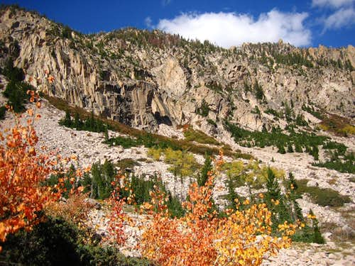 Imogene Peak Autumn