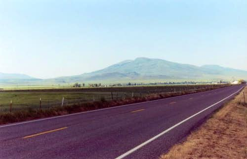 Mount Independence from Idaho...