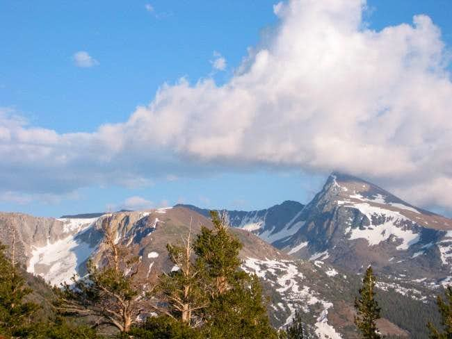 Mt. Dana and Ellery Bowl from...