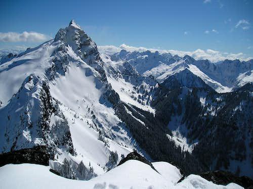 Sloan Peak
