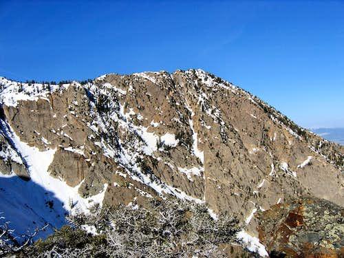 Storm Mountain Northeast Face