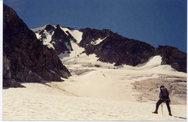 West Ridge Couloir