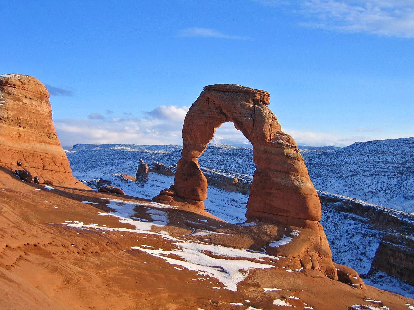 Arches & Canyonlands NP: A Quick Winter Tour