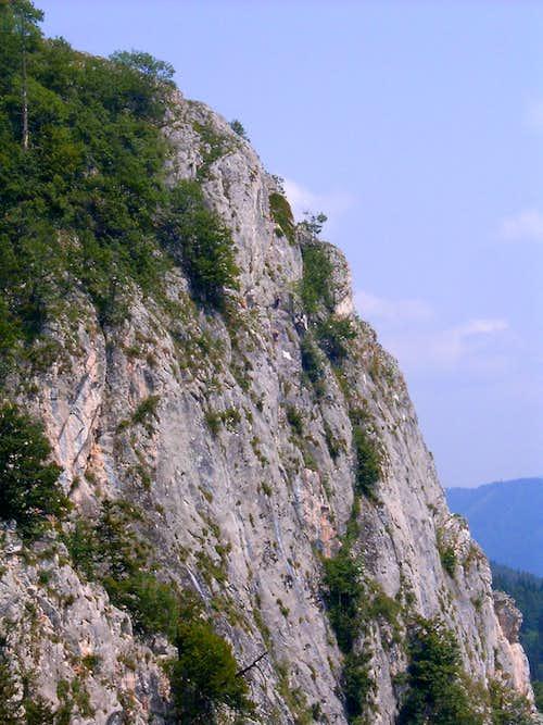 Grazer Bergland climbs