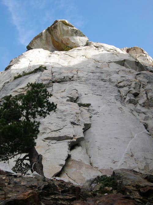 West Face of Red Tahquitz