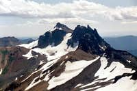 Mt. Curtis Gilbert as seen...