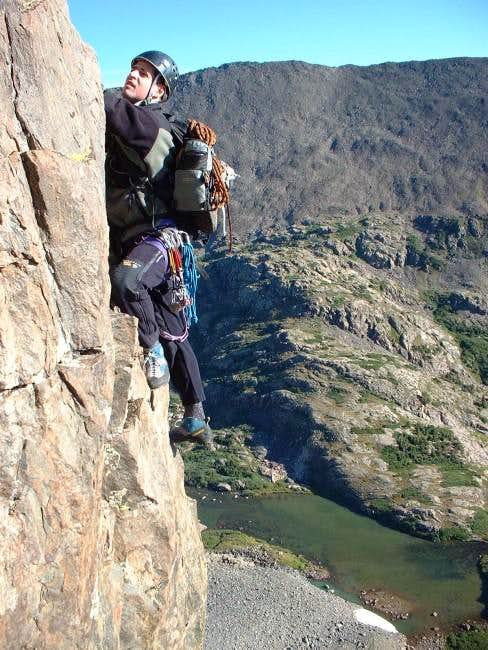 5th Class Colorado 14er Routes
