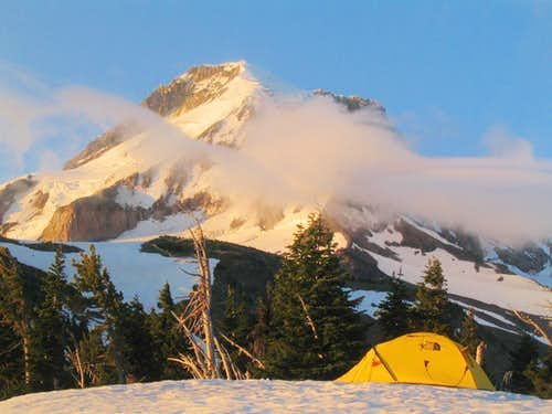 Vista Ridge Camp, Mt. Hood