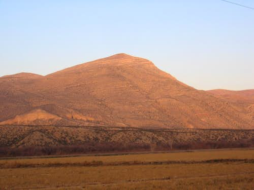 Robledo Mountain
