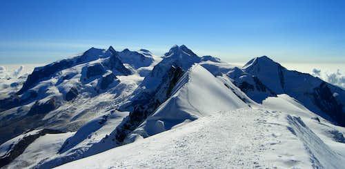 Panoramic view: 14 x 4.000