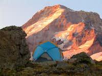 Barrett Spur Camp, Mt. Hood