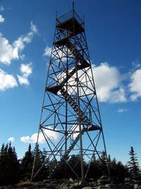Belvidere Mountain Fire Tower