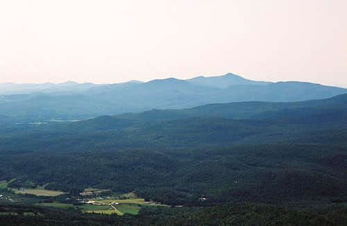 Mount Mansfield and Sterling