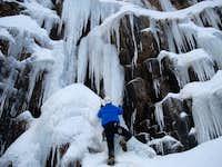 Denny Creek Ice