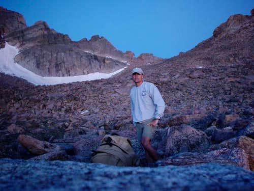 Longs Peak - Boulder Field