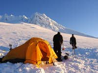 Snow Camp, Mt. Hood
