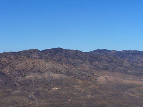 McCullough Mountain