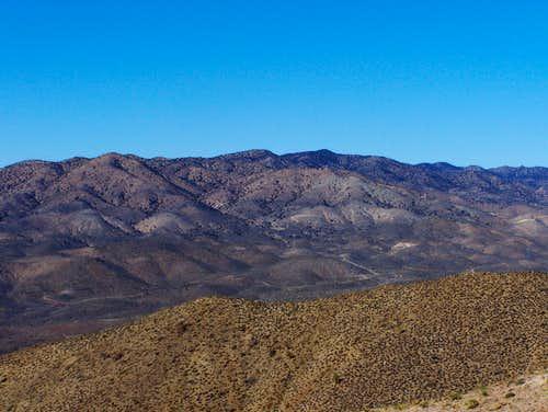 McCullough Mountain