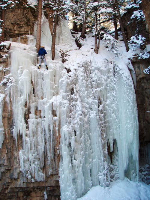 Ice Climbing Gear List