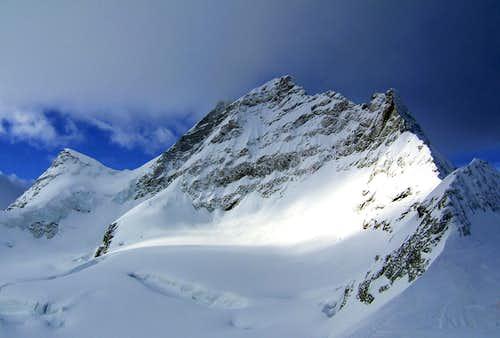 Jungfrau from Jungraujoch