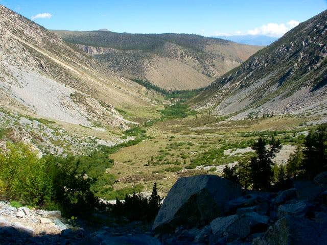 The basin of South Fork of...