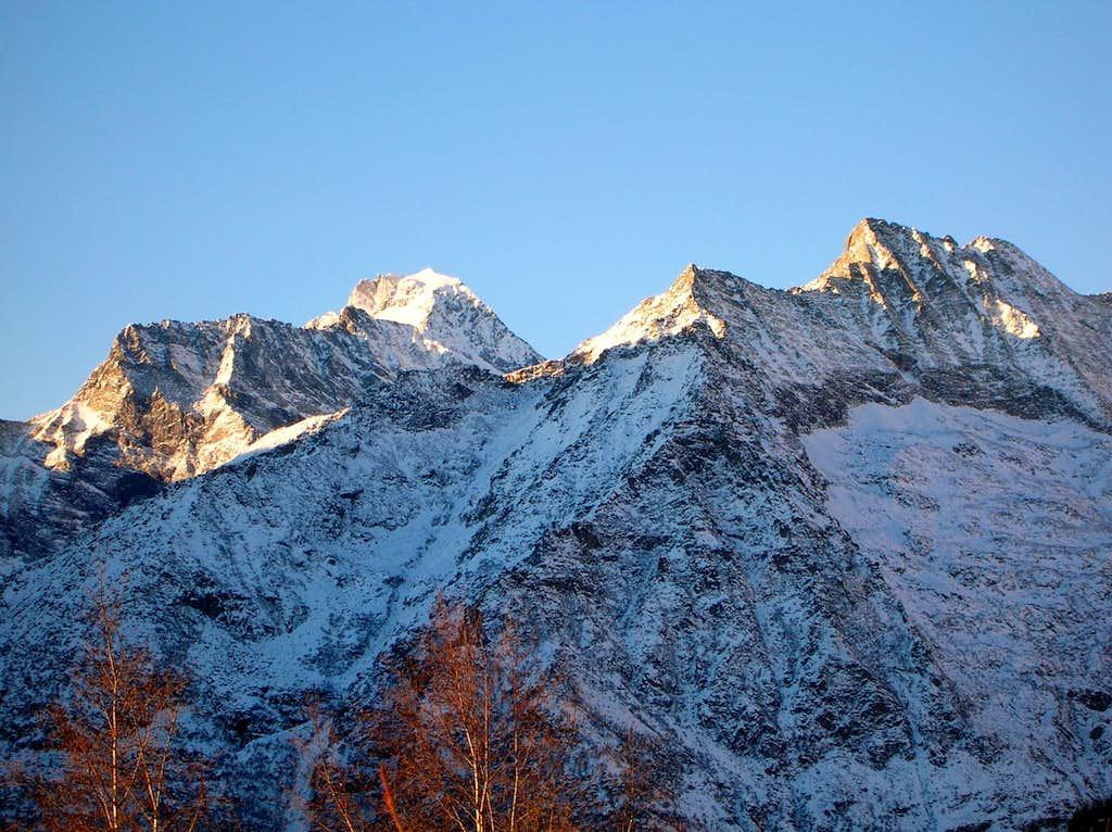 Alpi Graie Meridionali - Valli di Lanzo