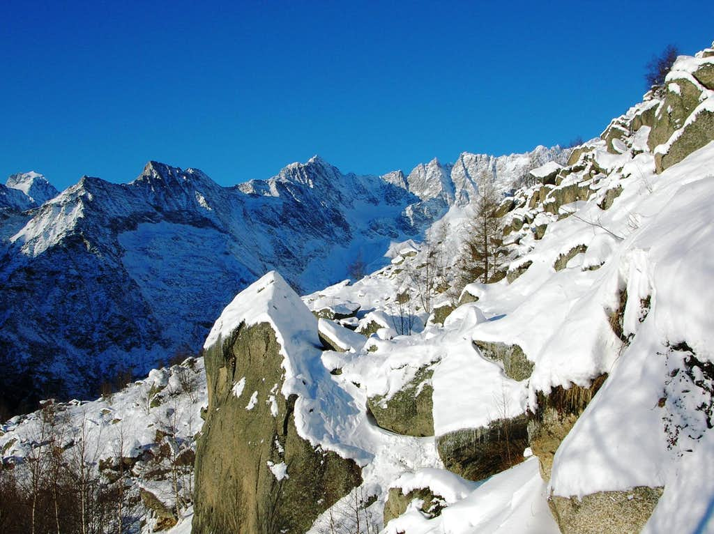 Alpi Graie Meridionali - Valli di Lanzo - Val Grande