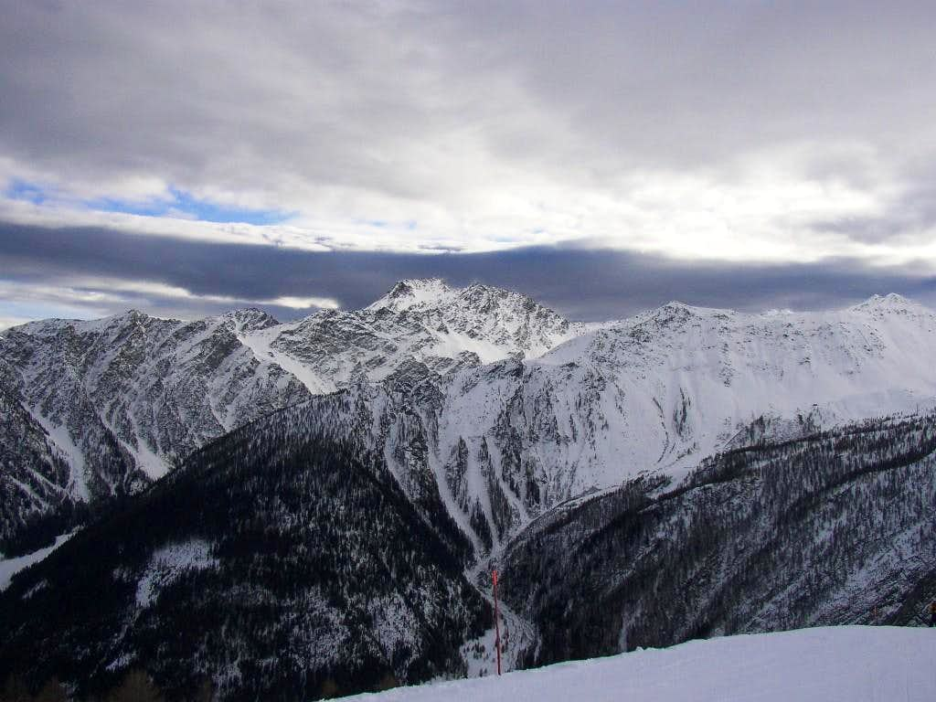 Mount Fallère